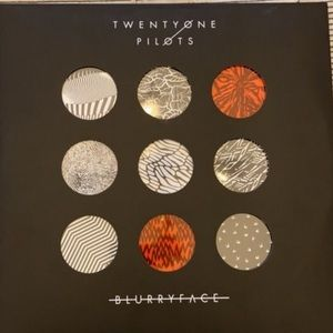 21 Pilots - Blurryface Vinyl Album